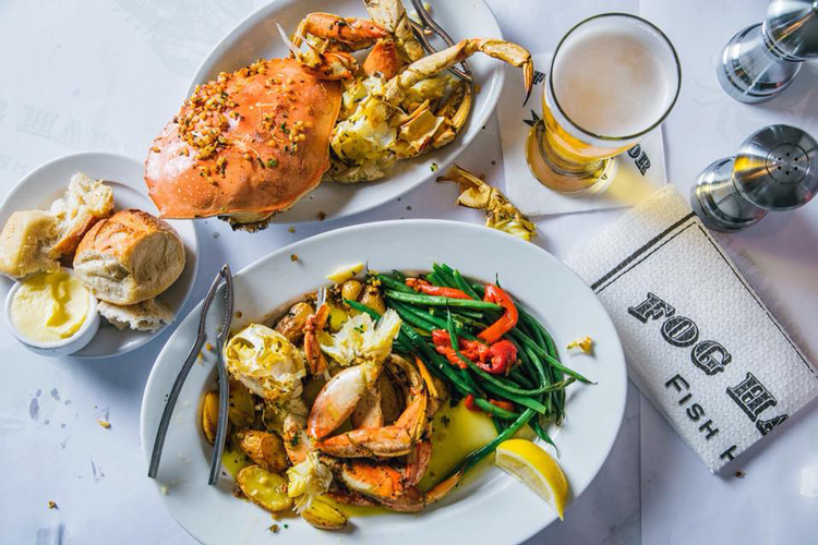 Where to Eat Whole Dungeness Crab in the Bay Area