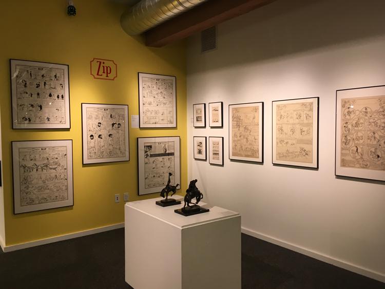 Programs Cartoon Art Museum Induced Info